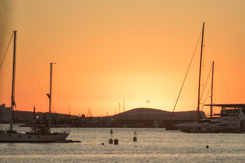 Destination wedding photographer Ibiza